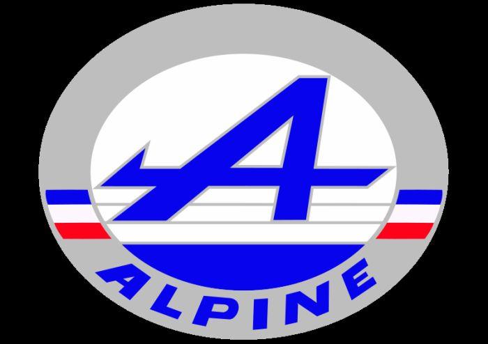 Logo Alpine Rsi281 Skyrock Com
